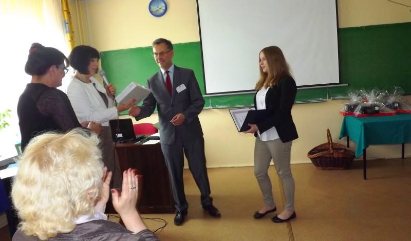 Sukces w Ogólnopolskim Konkursie Statystycznym!