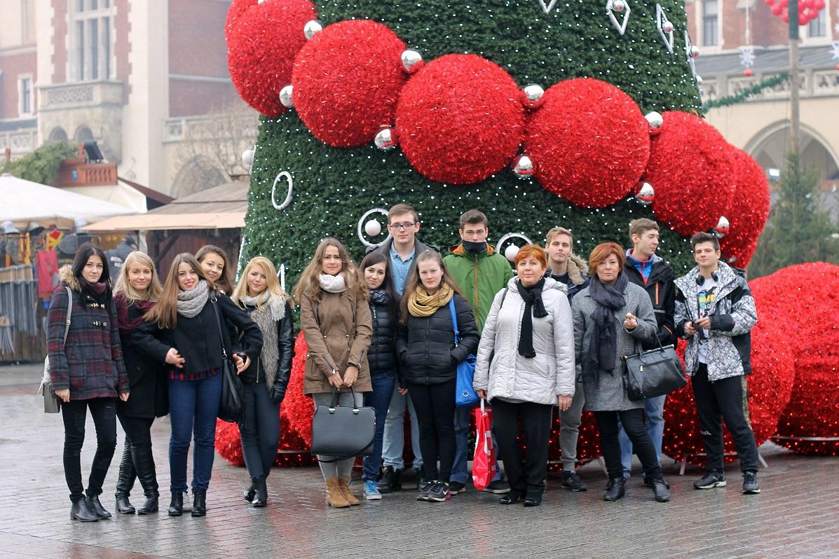 Wycieczka do hotelu PURO w Krakowie