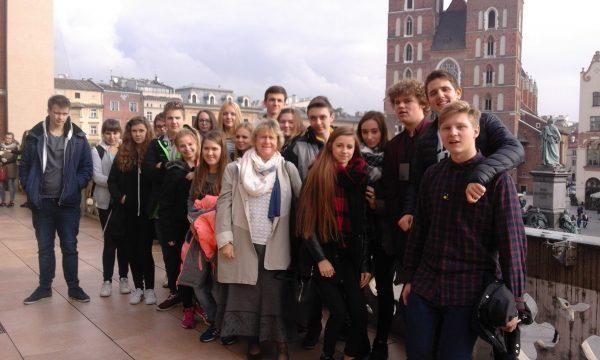 Kraków artystyczny, naukowy i turystyczny