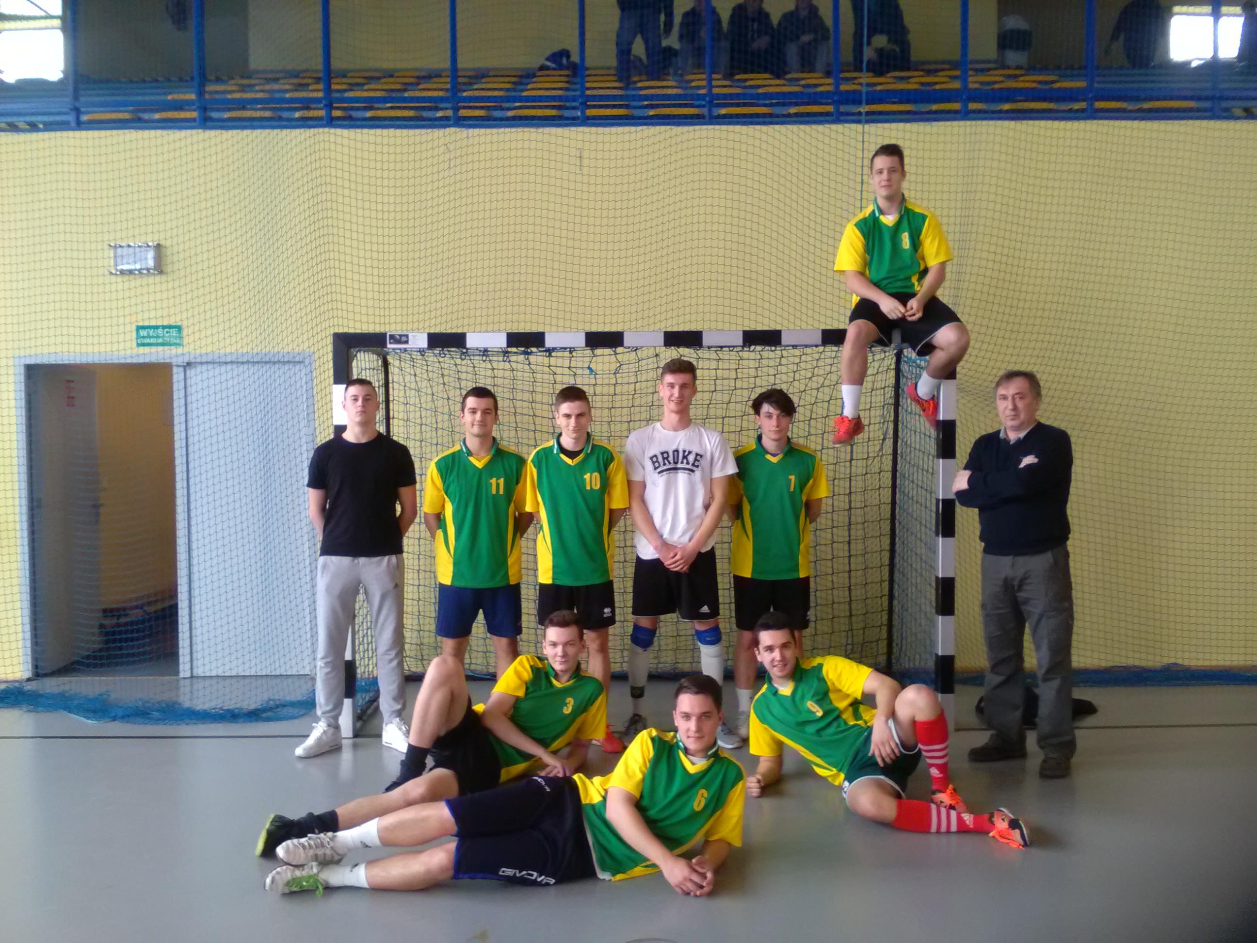 Mistrzostwa Powiatu w piłce nożnej halowej