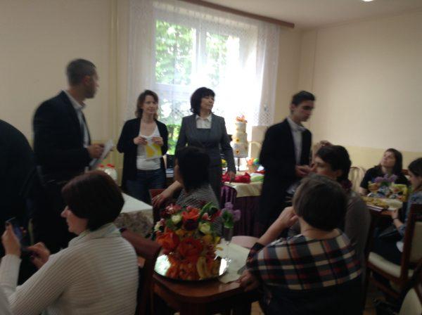 Wizyta przyjaciół z Ukrainy cz. 2