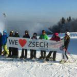 Wyjazd na narty czyli białe szaleństwo