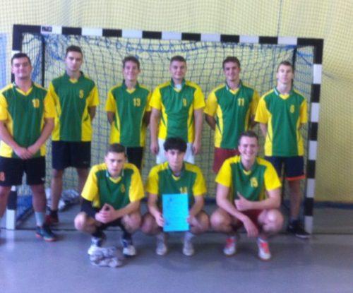 Mistrzostwa Powiatu w piłce koszykowej chłopców
