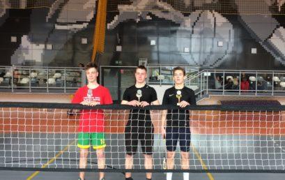 Szkolne mistrzostwa w badmintonie