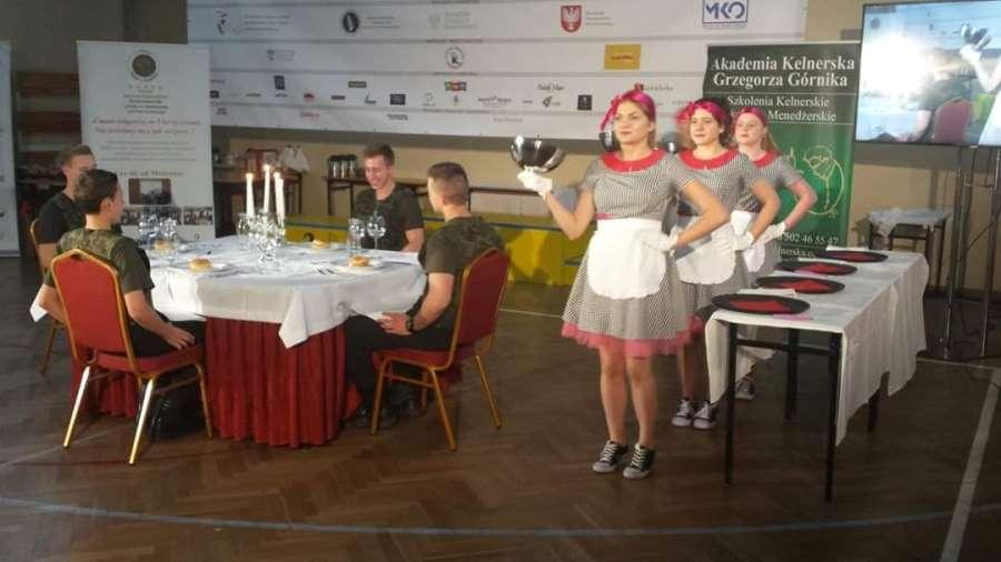 Wicemistrzostwo Polski w pokazie Serwisu Synchronicznego uczniów naszej szkoły