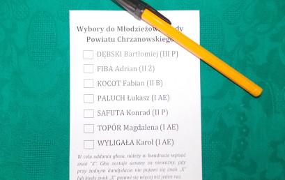 Młodzieżowa Rada Powiatu Chrzanowskiego