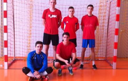 Mistrzostwa w piłce nożnej halowej w ZSE-Ch
