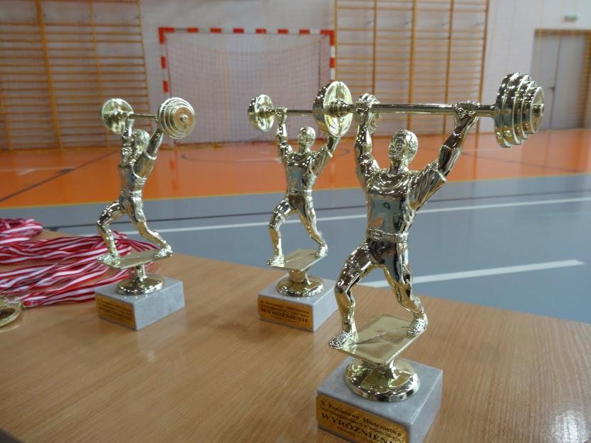 Mistrzostwa Powiatu w Trójboju Siłowym