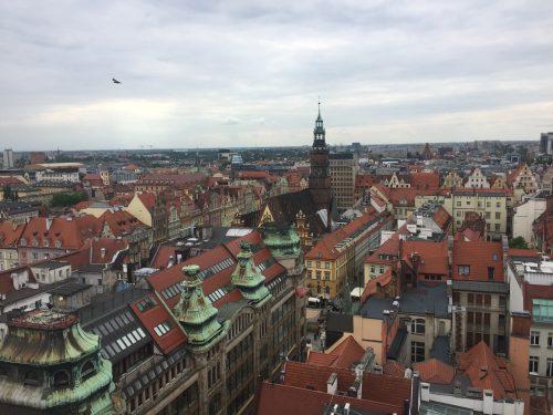 Wycieczka do Wrocławia – sprawozdanie