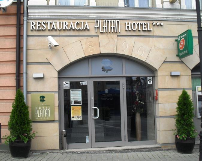 PLATAN – perłą wśród hoteli w powiecie…