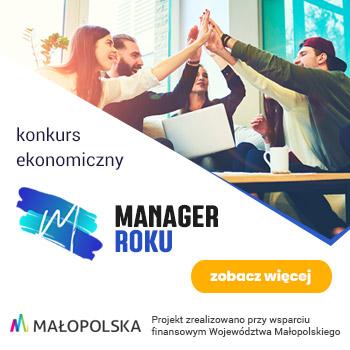 "Podsumowanie konkursu ""Manager Roku"""