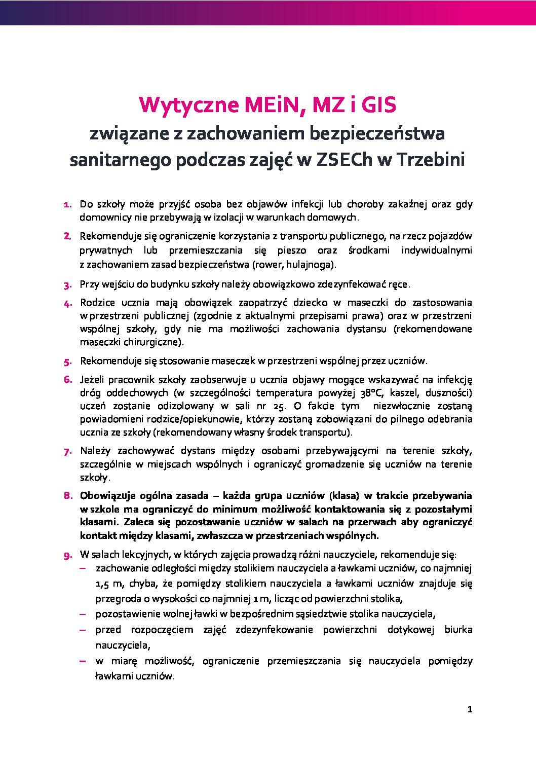 Wytyczne-MEiN-MZ-GIS-zwiazane-z-zachowaniem-bezpieczenstwa-sanitarnego-podczas-zajec-w-ZSECh-w-Trzebini