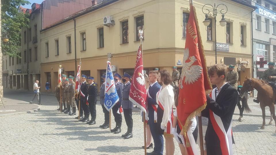 Obchody 101 rocznicy Bitwy Warszawskiej