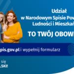 Narodowy Spis Powszechny do 30 września 2021 r.